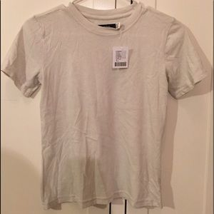XS Urban Outfitters BDG white t shirt